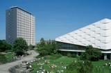 Universitätshochhaus und Audimax Uni Kiel_Juergen Haacks