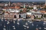 Segler in der Stadt ©Landeshauptstadt Kiel/Peter Lühr